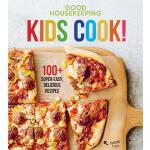 【预订】Good Housekeeping Kids Cook!: 100+ Super-Easy, Deliciou