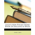 【预订】Leigh's New Pocket Road-Book of England & Wales