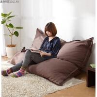 创意懒人沙发榻榻米懒骨头小沙发可爱单人沙发床小户型电脑椅