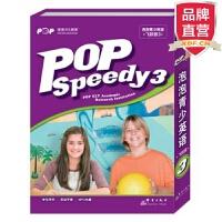 [包邮]泡泡青少英语 飞跃级3(POP Speedy3) 含学生用书、活动手册、一张MP3光盘【新东方专营店】