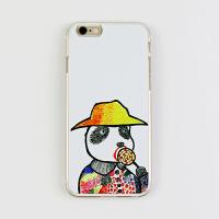 【包邮】 Iphone5/6/7 plus 原创艺术 绘画 油画 PC材质 耐磨不变黄 文艺 艺术衍生品 手机壳iphone 6/6S iphone 6/6S plus