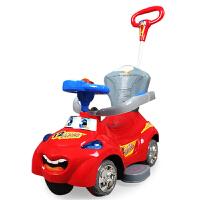 儿童车扭扭车带护栏手推车玩具学步滑行车1-4岁可坐多年龄段适用