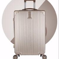 行李箱男韩版复古直角拉杆箱女男士登机箱学生密码箱万向轮旅行箱