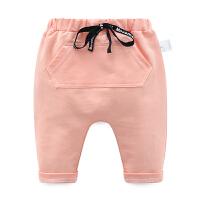 男童潮款套装9衣服长袖套头衫1-2-3岁小孩韩版卡通卫衣春季