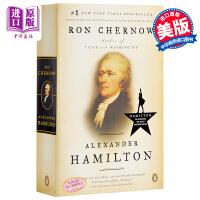 【中商原版】亚历山大・汉密尔顿 英文原版 Alexander Hamilton 传记 Ron Chernow