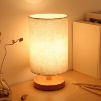 创意小台灯卧室床头灯 温馨小夜灯迷你护眼节能灯按钮开关
