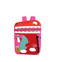 嘉迪奴韩版可爱恐龙儿童书包宝宝双肩包幼儿园背包旅行双肩背包恐龙