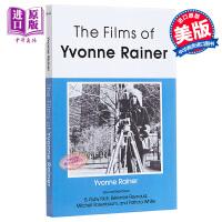 依冯・瑞娜的电影 英文原版 The Films of Yvonne Rainer Yvonne Rainer Indiana University Press