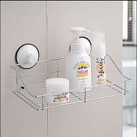 双庆吸盘置物架吸盘置物架厨卫浴室吸盘置物架吸盘多功能厨房浴室壁挂卫生间收纳洗手间置物架SQ9252