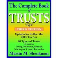 【预订】The Complete Book of Trusts