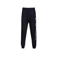 EMPORIO ARMANI EA.7阿玛尼男士黑色棉质运动长裤6XPP80PJ07Z 1200 L码