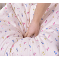 君别家纺儿童被子春秋幼儿园1.2m米棉花被芯小被子120x150cm冬被110x140