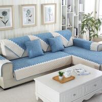 水晶绒欧式沙发垫套装坐垫套罩沙发巾