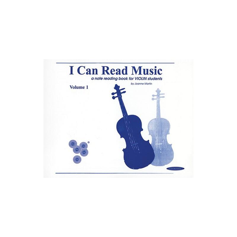 【预订】I Can Read Music, Vol 1: Violin 预订商品,需要1-3个月发货,非质量问题不接受退换货。