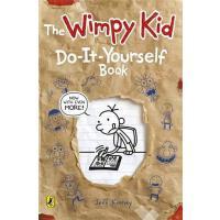 [现货]小屁孩日记 英文原版 Diary of a Wimpy Kid: Do-It-Yourself Book 自己