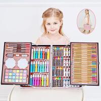 六一儿童礼物儿童绘画水彩笔套装男女孩生日礼品美术画画工具圣诞新年节日礼物