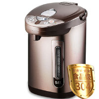 Midea/美的 电热水瓶PF703-50T家用电热水壶烧水 保温瓶304不锈钢电热水瓶水壶