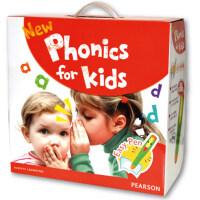 培生 EP2 New Phonics for Kids 幼儿英语自然拼读 点读笔学习套装 当当自营