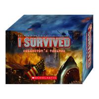 "英文原版 I Survived: Collector's Toolbox ""我幸存""系列 套装 历史故事 灾难事件"