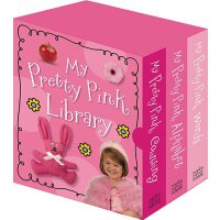 My Very First: My Pretty Pink Library [ISBN: 978-1780651217