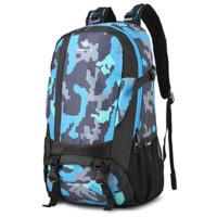 迷彩户外旅行背包双肩包男士旅游包电脑包中学生书包