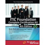 Itil?? Foundation Complete Certification Kit - Study Book a