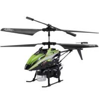 遥控飞机儿童直升机超耐摔充电吹泡泡飞机飞行航模新奇创意玩具