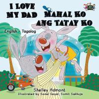 【预订】I Love My Dad Mahal Ko ang Tatay Ko: English Tagalog Bi
