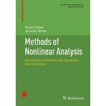 Methods of Nonlinear Analysis: Applications to Differential Equations (Birkh??user Advanced Texts   Basler Lehrbücher) [ISBN: 978-3034803861] 美国发货无法退货,约五到八周到货