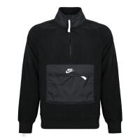 Nike耐克男子AS M NSW TOP HZ CORE WNTR SNL套头衫929098-010