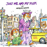 Just Me and My mom (Little Critter) 和妈妈在一起 ISBN 9780307125842