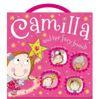 【预订】Picture Book Box Set Camilla and Her Friends