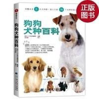 【旧书二手书九成新】狗狗犬种百科(血统、种类、性格、饲育重点……360度全方