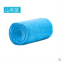 户外单人信封式拼接夏季法兰绒抓绒睡袋内胆空调被 新款天石睡袋