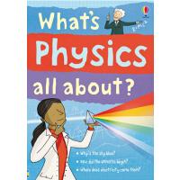 【现货】原版英文 What's Physics All About? 物理是什么 趣味科普读物 12岁以上适用