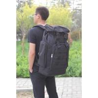 超大容量旅行包男士双肩包加大行李包户外登山包休闲野营背包旅游