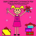 【预订】Kayli Celebrated Christmas in May