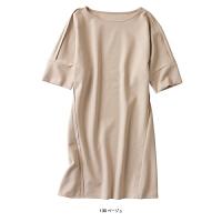 T351特日单贵牌客供进口优质罗马针织面料通勤OL气质针织裙T