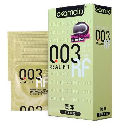 [当当自营]Okamoto冈本 避孕套 0.03mm黄金10只装(日本进口)新老包装更换中成人用品
