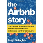 Airbnb故事 英文原版 The Airbnb Story: How Three Ordinary Guys Dis