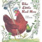 【预订】The Little Red Hen 9780395288030