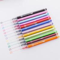 韩国文具 创意大容量钻石头粉彩笔 水粉笔 荧光笔