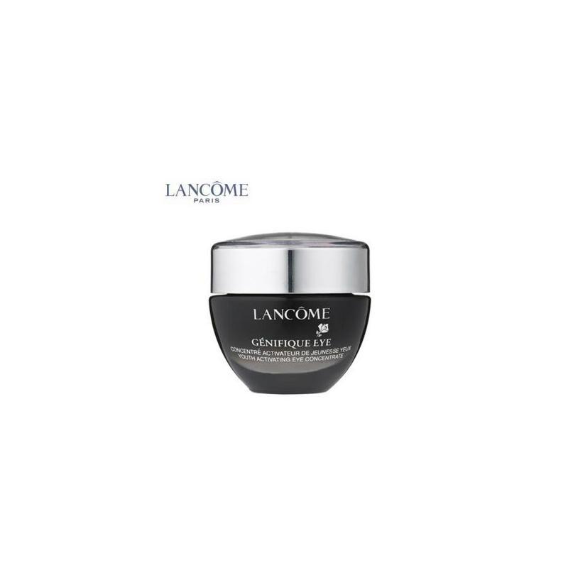 LANCOME/兰蔻 小黑瓶肌底精华眼膜霜15g 夏季护肤 防晒补水保湿 可支持礼品卡