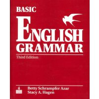 Basic English Grammar Student Book, 3rd Edition [ISBN: 978-