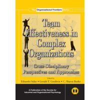 【预订】Team Effectiveness in Complex Organizations: Cross-Disc