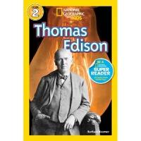National Geographic Readers:Thomas Edison国家地理