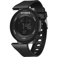 征伐 运动手表 户外运动电子表防水LED夜光简约学生手表潮流男士手表
