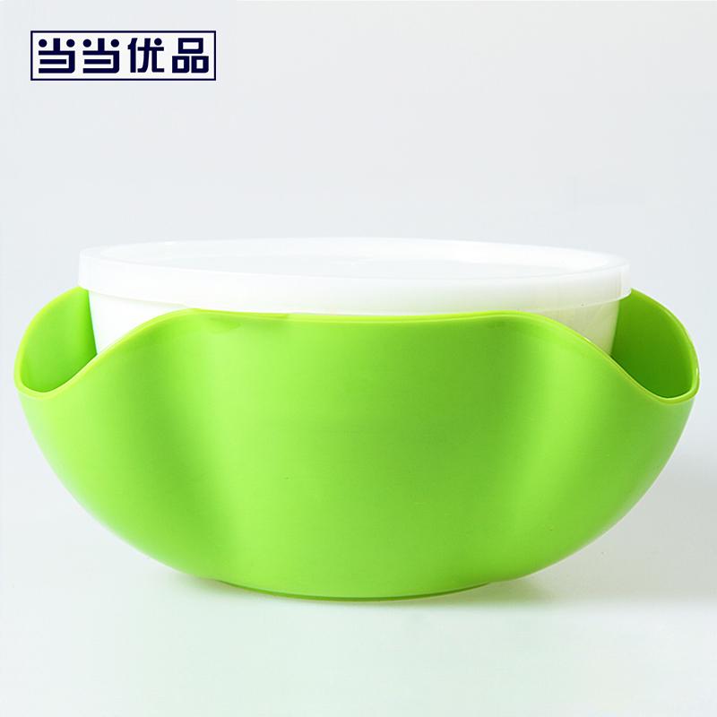 当当优品 创意水果盘干果盘 当当自营 花型简约 创意多用