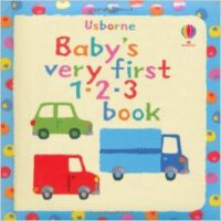 [现货]英文原版 Baby's very first 1 2 3 book 宝宝数数 Usborne