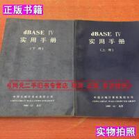 【二手九成新】dBASEIV实用手册(上下册)中国长城计算机集团公人民出版社